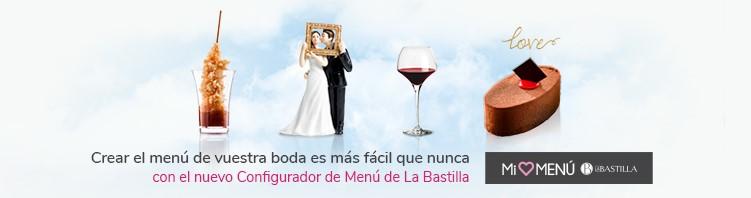 Mi menú La Bastilla