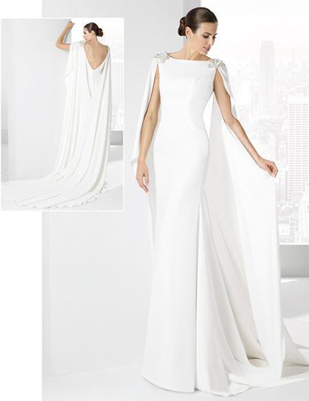 los vestidos de novia que te enamorarán en 2018 | la bastilla