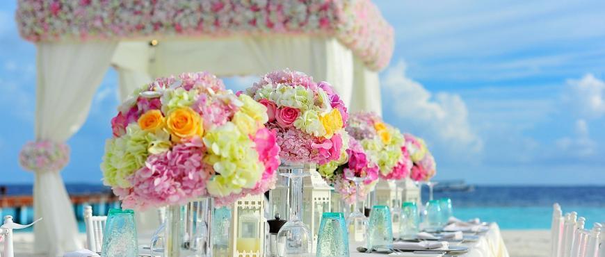Las ideas ms refrescantes para tu boda en verano La Bastilla