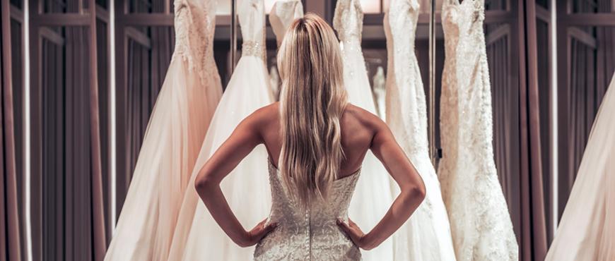 Los vestidos de novia que te enamorarán en 2018
