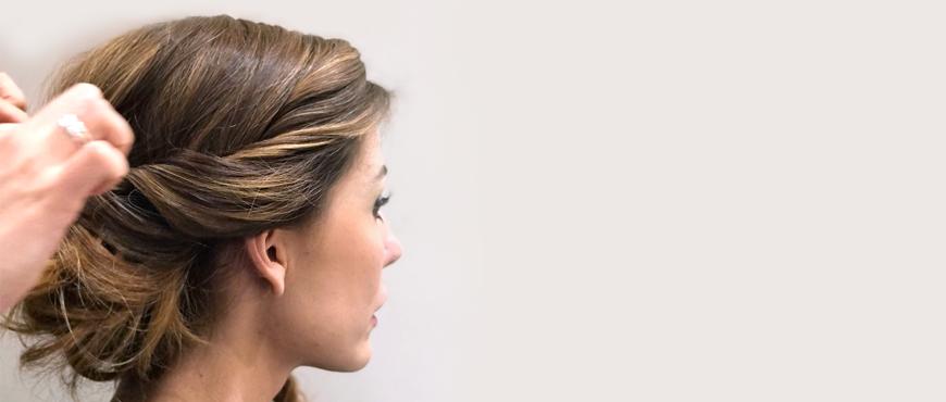 Diario de una boda: peluquería y maquillaje