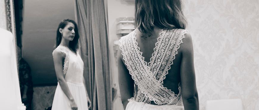 Diario de una boda el vestido de novia
