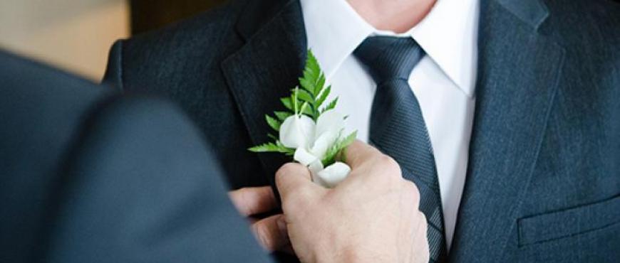 elegir el traje de novio perfecto: informal de lino, negro, clásico