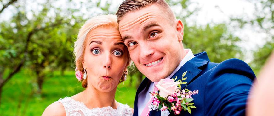 fotos de boda, salir bien en las fotos