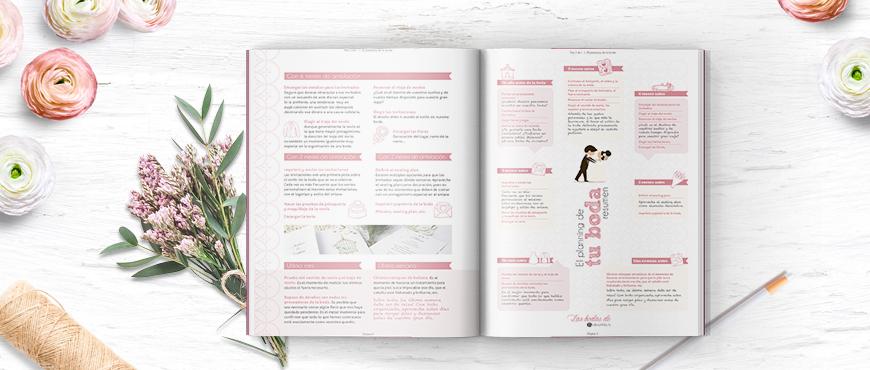 El libro imprescindible para tu boda, ¡gratis!