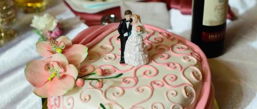 8 tartas nupciales para sorprender en tu boda