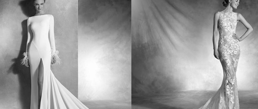 los vestidos de novia más impresionantes de 2017 | la bastilla