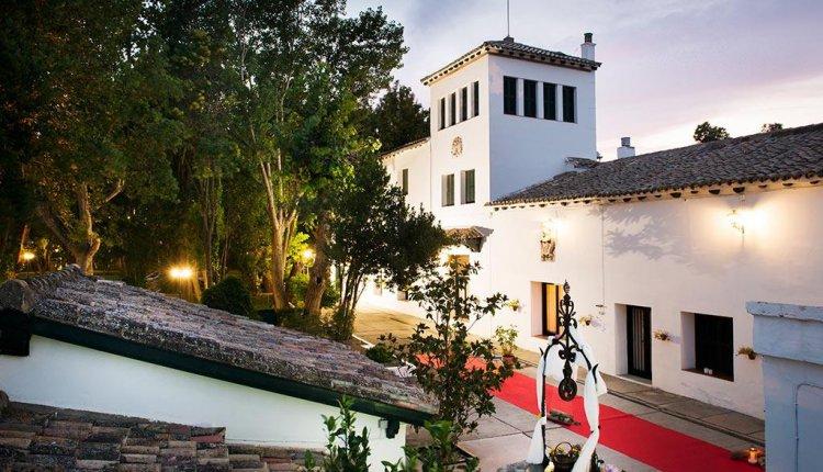 Celebraciones y bodas en Finca Torre Mirahuerta, Zaragoza