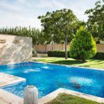 Finca El Lebrel piscina