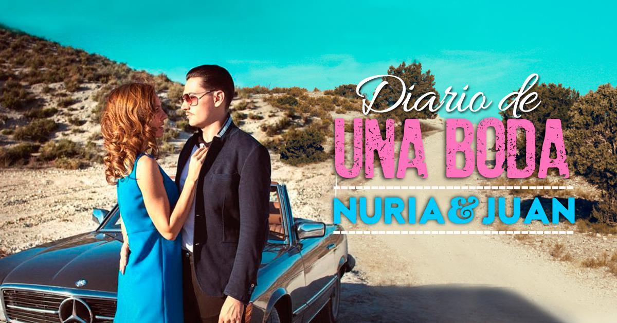 Diario de una Boda 2017: Nuria y Juan