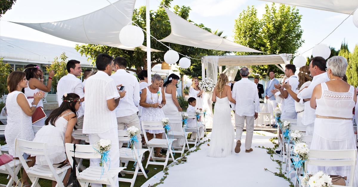 Celebraciones y bodas