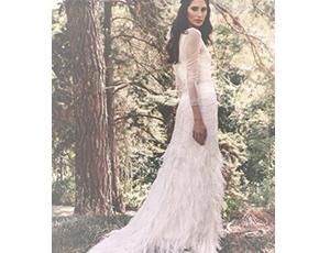 f6788178d Tendencias en vestidos de novia  Novias románticas